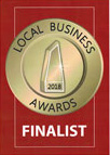 Local Business Award Finalist from 2010 to 2019
