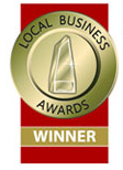 Local Business Award Winners in 2015, 2012, 2010