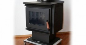 SCH 160 Wood heater
