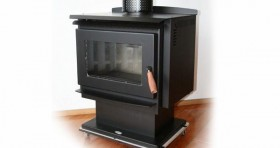 SCH 240 wood heater