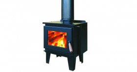 SCH 140 Wood heater