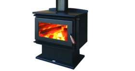 SCH 320 wood heater
