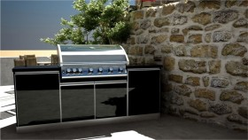 Oxley – Outdoor BBQ Kitchen