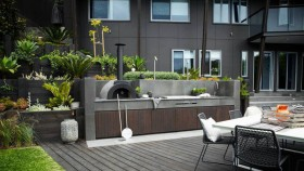 Outdoor Kitchens Custom