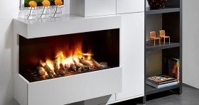 Optimyst Electric Fire
