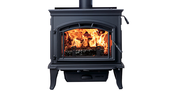 Quadrafire-Explorer-III-Black-Cast-Iron-Wood-Heater