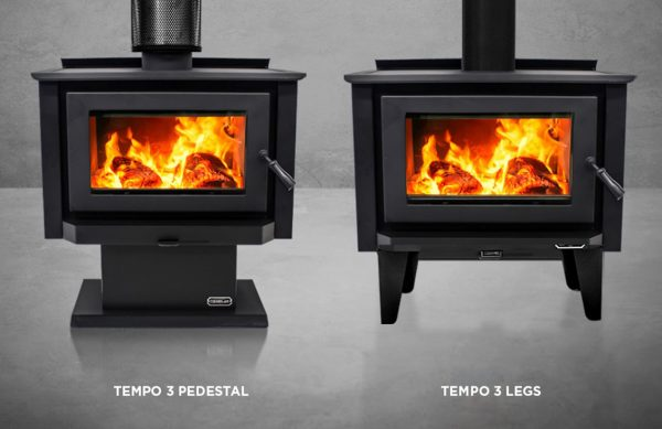 Kemlan Tempo 3 Freestanding Wood Heater